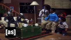 M. Night Shyamalan's The Twist | Robot Chicken | Adult Swim