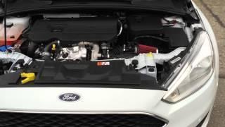 Ford Focus 1.5 TDCI Sound mit Sportluftfilter