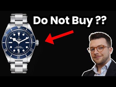 Do Not Buy Tudor Black Bay 58 Blue ? - Good but NOT Investment.
