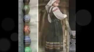 Пливе кача по тисині - Lemko (Ukrainian highlander) folk song