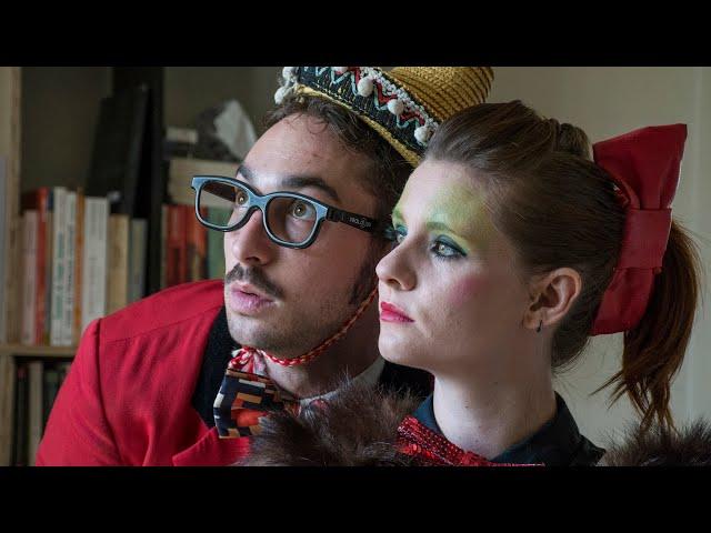 Una pareja de clowns / Viaje por Francia  / Couchsurfing / Blog de viajes