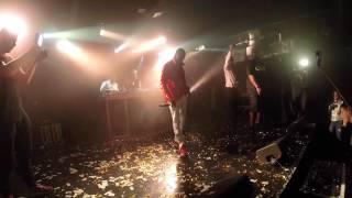 Soulja Boy - Kiss Me Tru The Phone - live - Poland - 31.05.2015