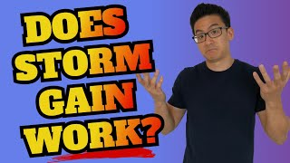 StormGain Review - Can This Crypto Portal Make You Tons Of Money Online? screenshot 3