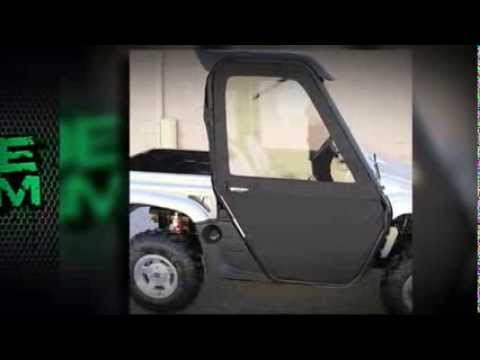 Pro Rhino Products Full Hinged Doors for Yamaha Rhino With Available Top and Back & Pro Rhino Products Full Hinged Doors for Yamaha Rhino With Available ...