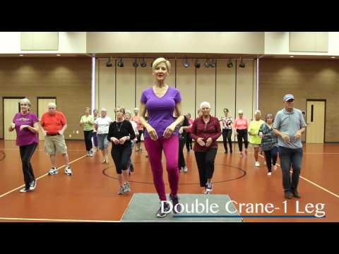 Forever Young Tai Chi with Kim Kubsch Preview