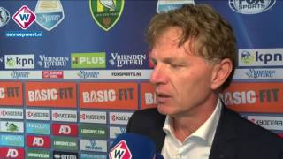Video Gol Pertandingan Ado Den Haag vs Roda JC Kerkrade