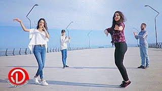 Девушки Очень Красиво Танцуют С Парнями В Баку 2018 Лезгинка (Белый Город)