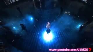 Bella Ferraro  X Factor Australia 2012 - Week 7 Live Shows