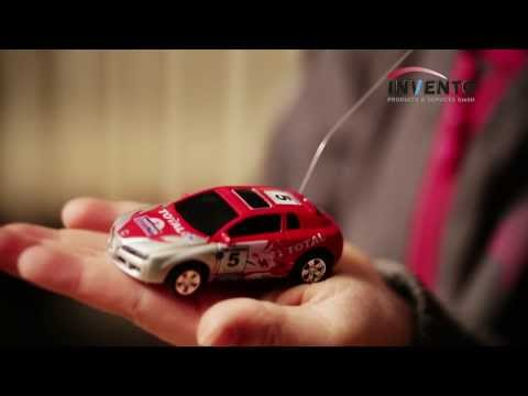Remote Control (RC) Mini Racer by Invento Thumbnail