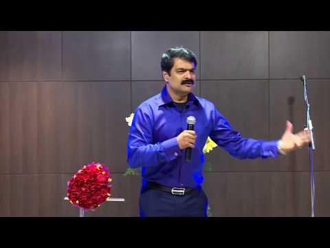 Bro Anil Kumar at The Father's House Church Vijayawada - Episode#1