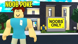 I Found A NOOBS ONLY Club.. So I Went Undercover! (Roblox)