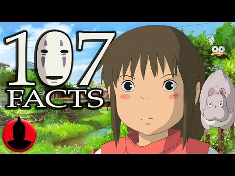 107 Spirited Away Facts - (ToonedUp #183) | ChannelFrederator