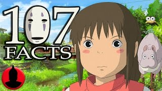 107 Spirited Away Facts You Should Know | Channel Frederator