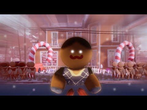 GINGERBREAD NEIGHBOR - Hello Neighbor Mod