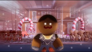 GINGERBREAD NEIGHBOR - Hello Neighbor Mod
