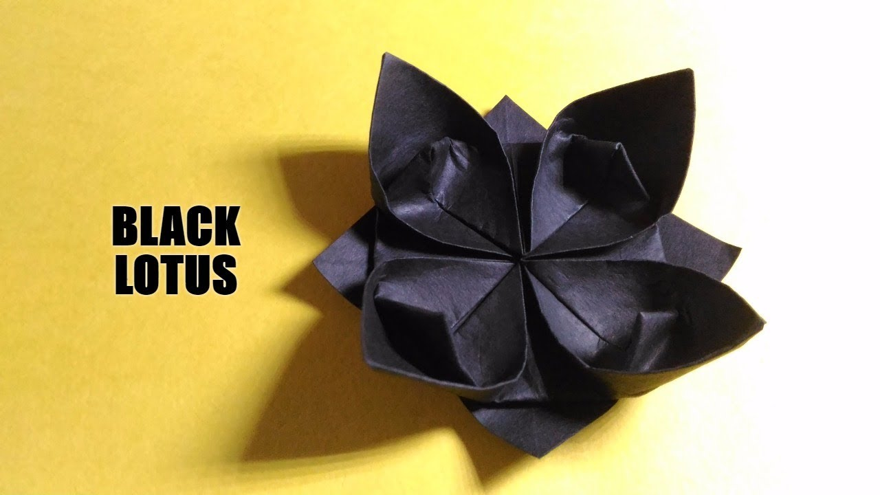 How to Make an Origami Lotus Flower Out of Dollar Bills « Origami ... | 720x1280