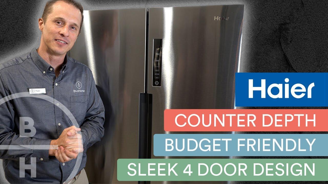 Haier 4-Door Refrigerator Review