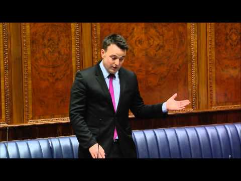 Colum Eastwood MLA - Cost of Division - 8th December 2014