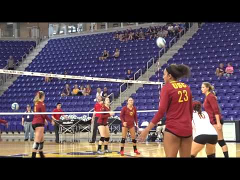USC VOLLEYBALL!!