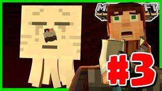 Minecraft Story Mode Part 3 - EPISODE 1 EPIC ENDING! - Minecraft: Story Mode Gameplay Walkthrough