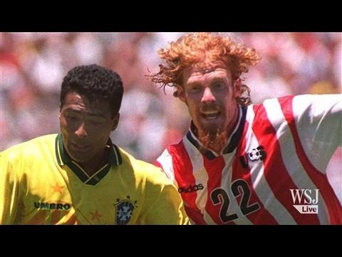Alexi Lalas on the State of Soccer in U.S.