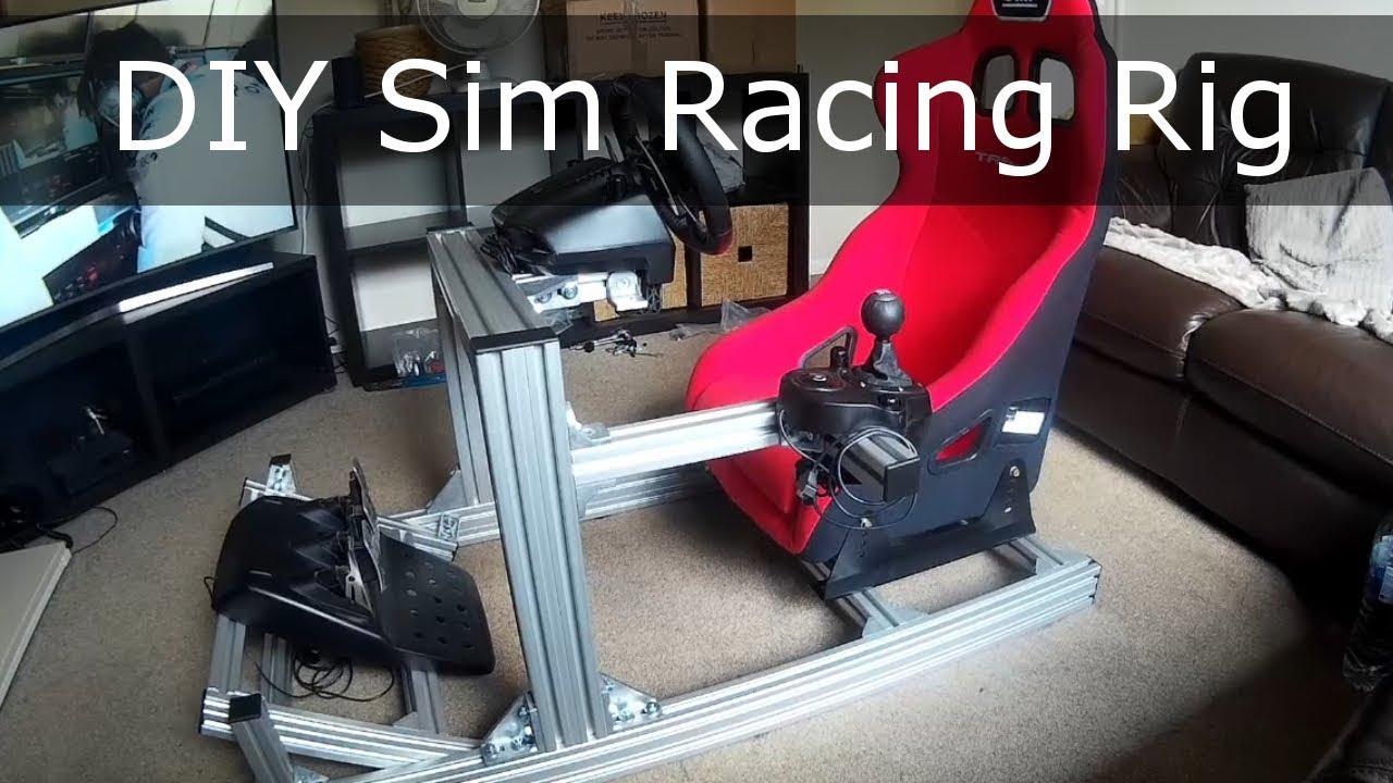 8020 Sim Rig Plans