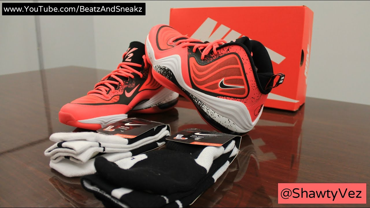 cheaper 9f084 dc737 Nike Air Penny V Lil Penny Review