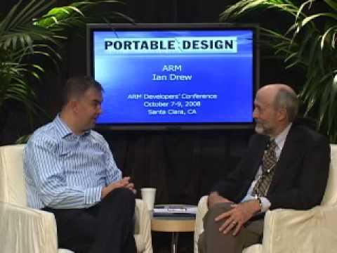 Ian Drew Interview at ARM DevCon