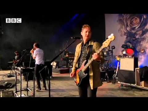 Editors - A Ton of Love (Live Glastonbury 2013)