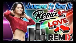 jaaneman tu khoob hai DJ rupendra style mein remix bye DJ Junaid rampur bhila HiFi DJ Song remix