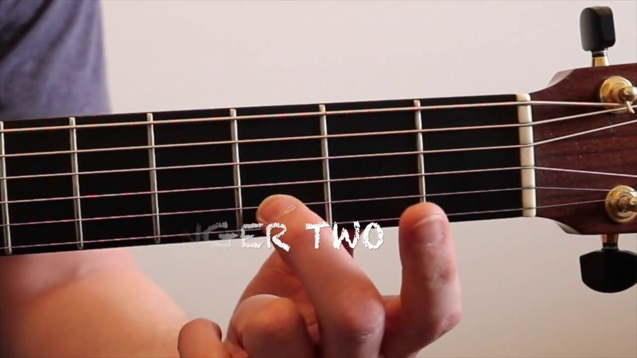 How To Play Bm7 Chord On Guitar Youtube
