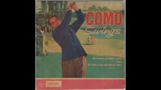 PERRY COMO - YOU CAME A LONG WAY FROM St LOUIS - EP SWINGS - RCA RCX 170