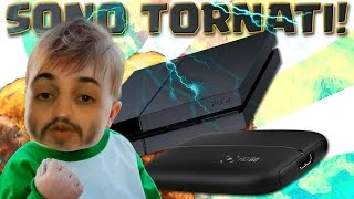 COME TORNERÒ A REGISTRARE I GAMEPLAY - Elgato Game Capture Hd 60 Unboxing/Setup PS4/PS3