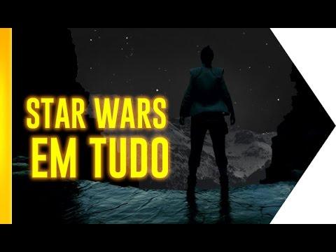 Star Wars em tudo! O que vem além do Episódio 8 | OmeleTV