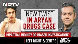 Aryan Khan Drugs Case: Impartial Inquiry Or Biased Investigation? | Left, Right & Centre
