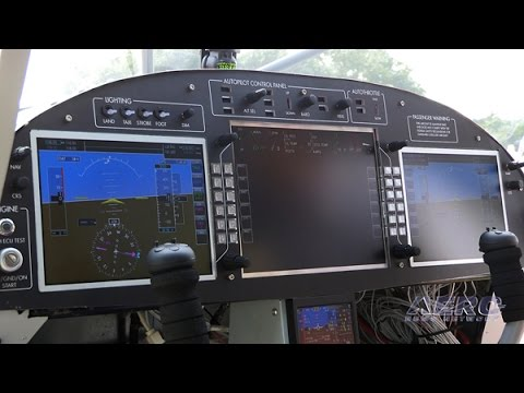 Aero-TV: Avilution Flight System - Future-Proofing Tomorrow's Avionics?