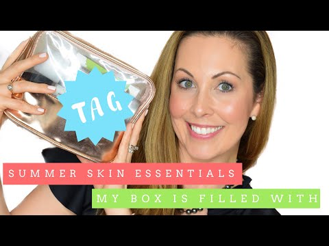 Summer Skin Essentials - My Box Is Filled With Tag - SkinCeuticals, Farmacy, Kate Somerville