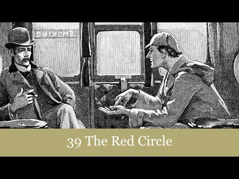A Sherlock Holmes Adventure: 39 The Red Circle Audiobook