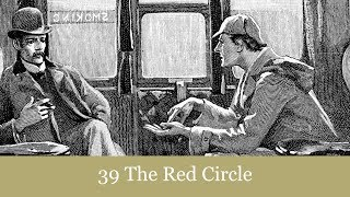 A Sherlock Holmes Adventure: The Red Circle Audiobook