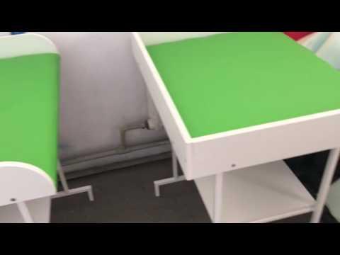 Производство медицинской мебели