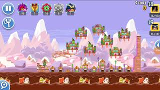 Angry Birds Friends 21st Dec 2017 Level 5 SANTACOAL & CANDYCLAUS TOURNAMENT NEW STRATEGY.