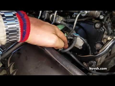 Причина плохого запуска и недостаточной мощности Volkswagen Touareg 3.0d CCMA