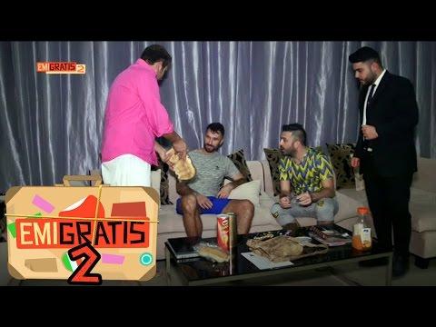 Emigratis 2 - Pio e Amedeo a casa di Mirko Vucinic