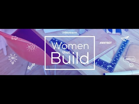 Women that Build - Globant