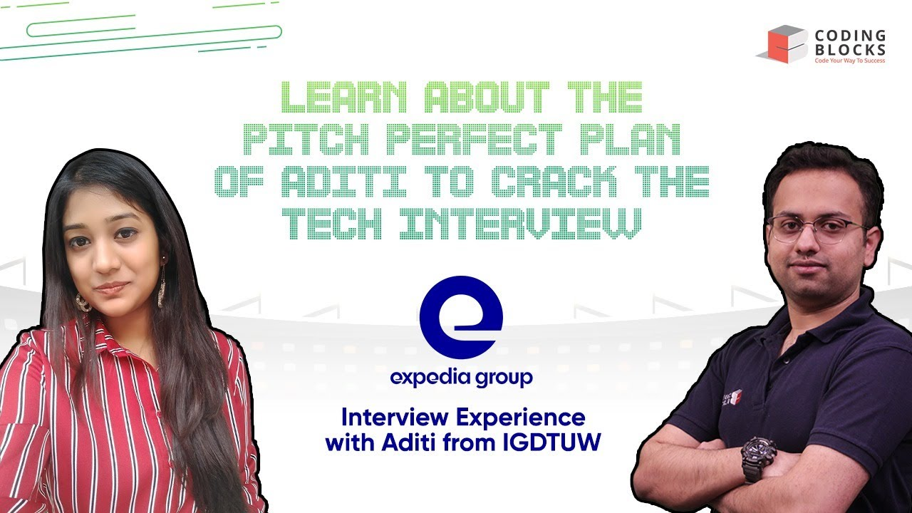How to Crack the Tech Interview? | Expedia Group Interview Experience