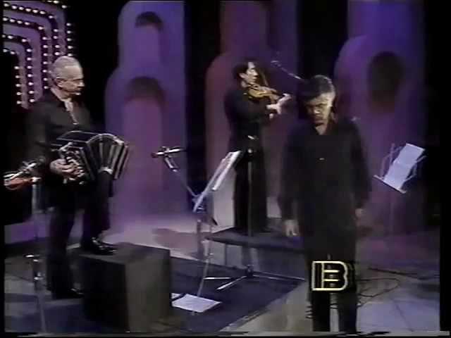 Balada Para Mi Muerte Astor Piazzolla Raúl Lavié En Badía Compañía 1984 Youtube