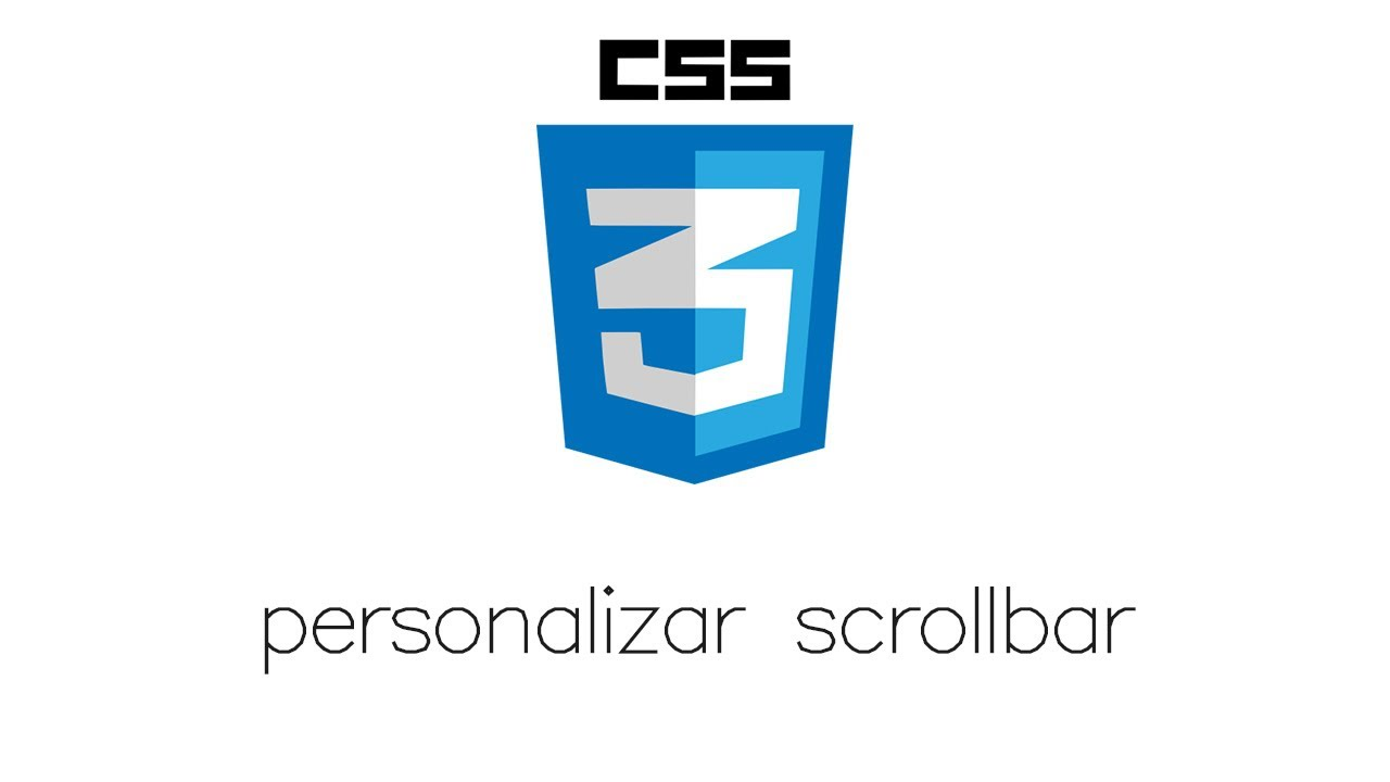 Tutorial html y css personalizar scrollbar en css3 youtube - Css for scrollbar in div ...