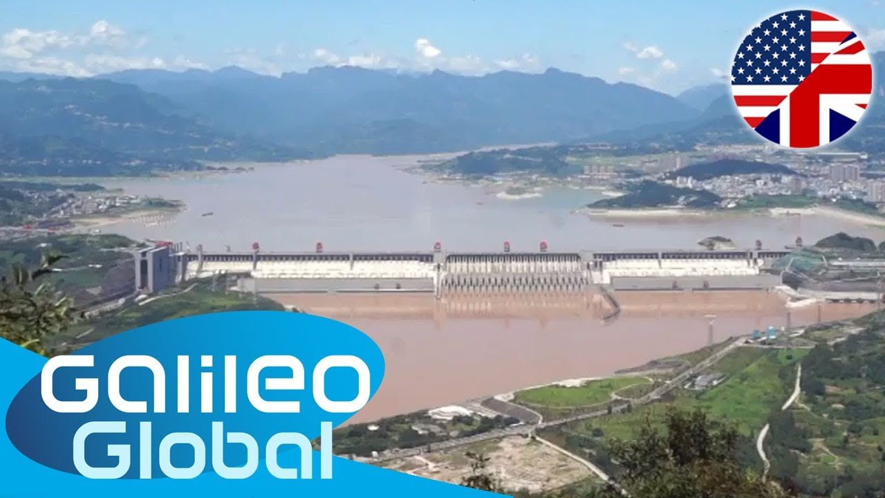 Three Gorges Dam: World's Largest Hydropower Plant