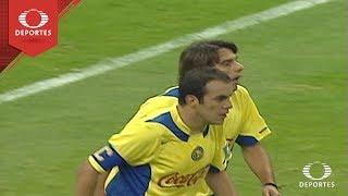 Fut Retro: América elimina a Cruz Azul en Clausura 2005 | Televisa Deportes