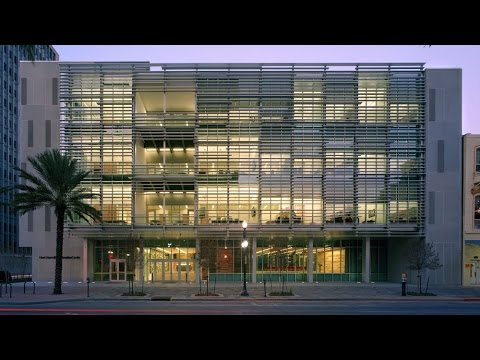 New Orleans BioInnovation Center: Resiliency in Design